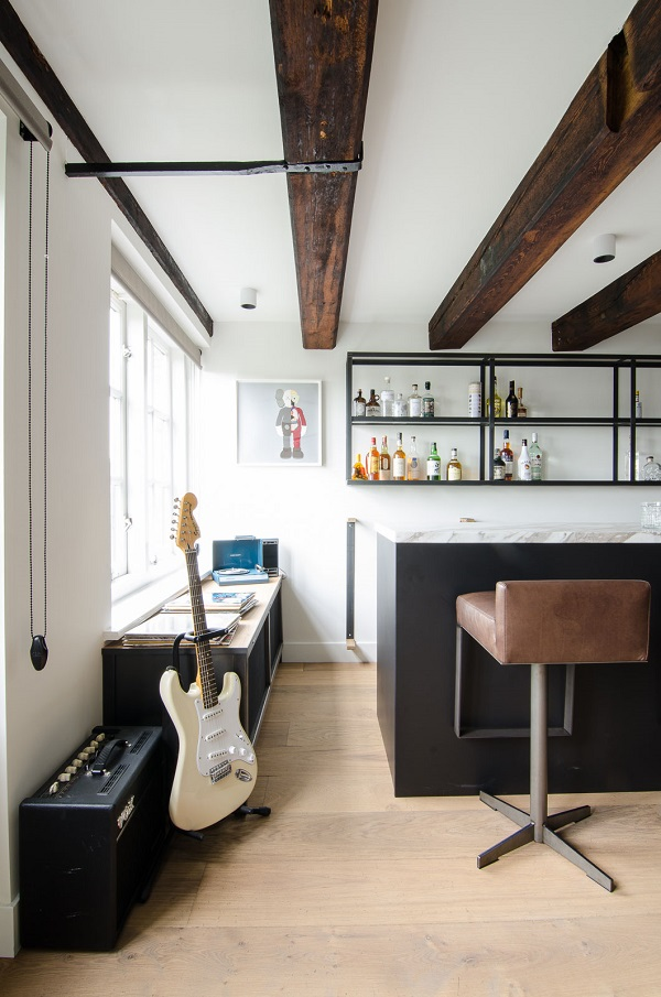 Amsterdam Loft Space via Studio Standard (2)