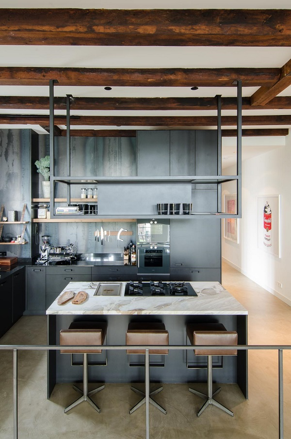 Amsterdam Loft Space via Studio Standard (4)