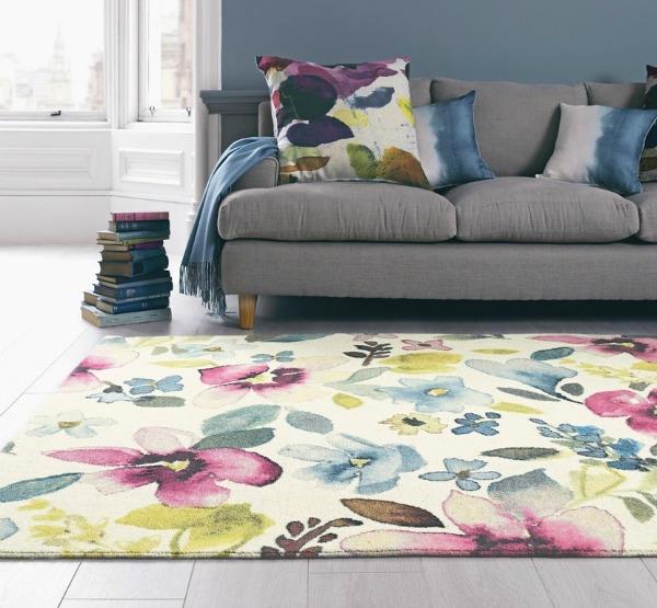 Bluebellgray Christine 18100 SFEERfrom modern-rugs