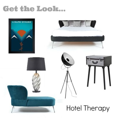 Get Fully Furnished - Get the Look - Hotel Therapy