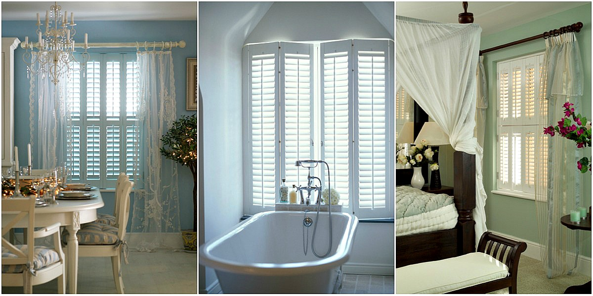 Shutters from S-CRAFT