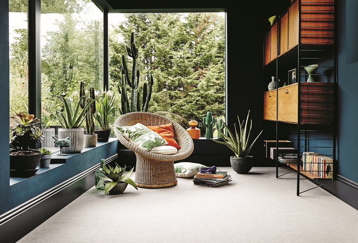 Carpetright Earths core textured carpet adds a natural element [2]