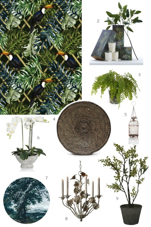 Christmas Gifts - Bring the Outside In