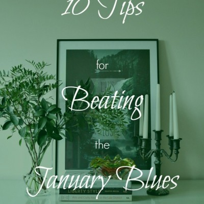 10 Tips for Beating the January Blues [6]