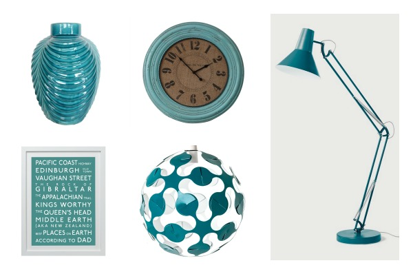 teal appeal accessories