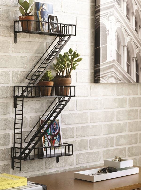 RedCandy_Fire Escape Shelf