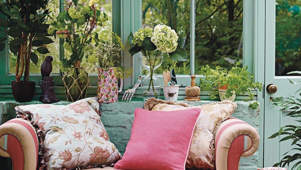 garden room, conservatory, home decor