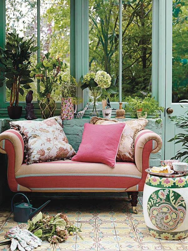 garden room, conservatory, home decor,