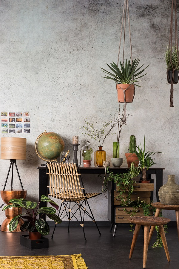 garden room, earthy, organic, a place to potter