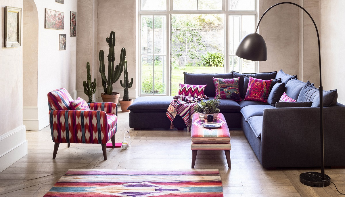 home decor inspired by south america