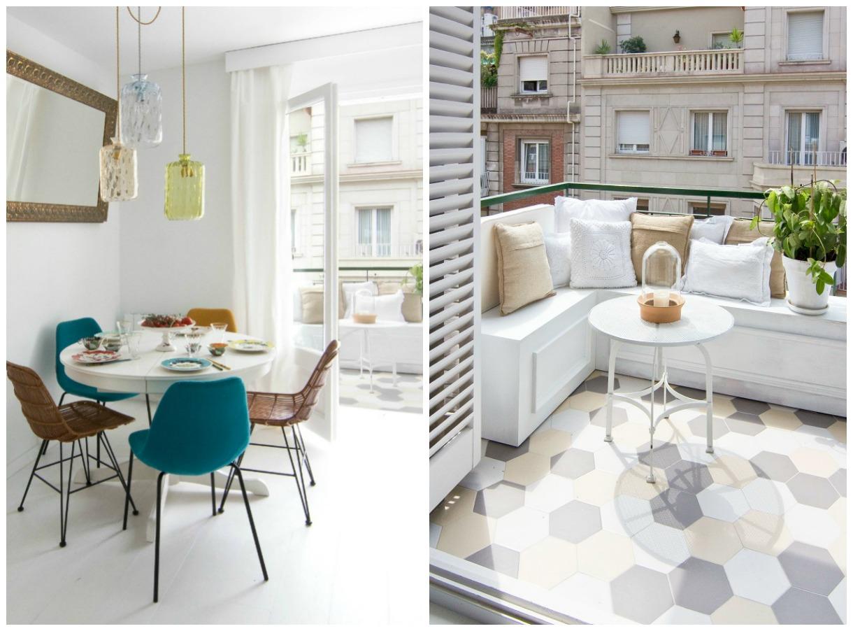 Barcelona Apartment by Espacio En Blanco design studio. Photographs by Nina Antoni (10)