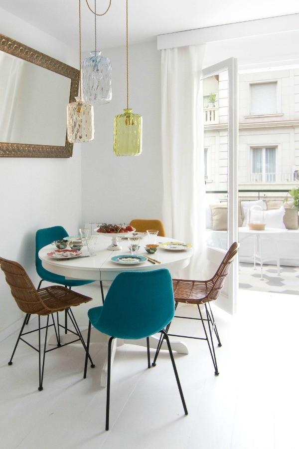 Barcelona Apartment by Espacio En Blanco design studio. Photographs by Nina Antoni (5)