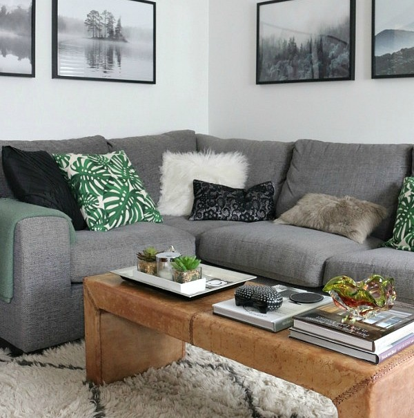 Decorate A Room Adding Finishing Touches: Landscape Prints And Botanicals