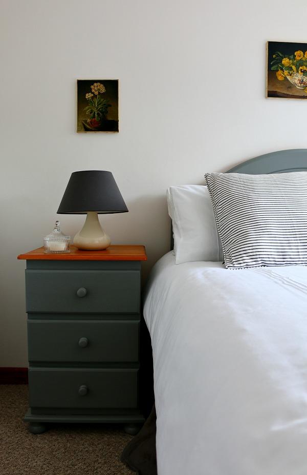 Brimstone Cottage - The Master Bedroom