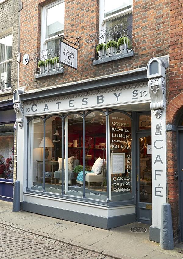 catesby's exterior