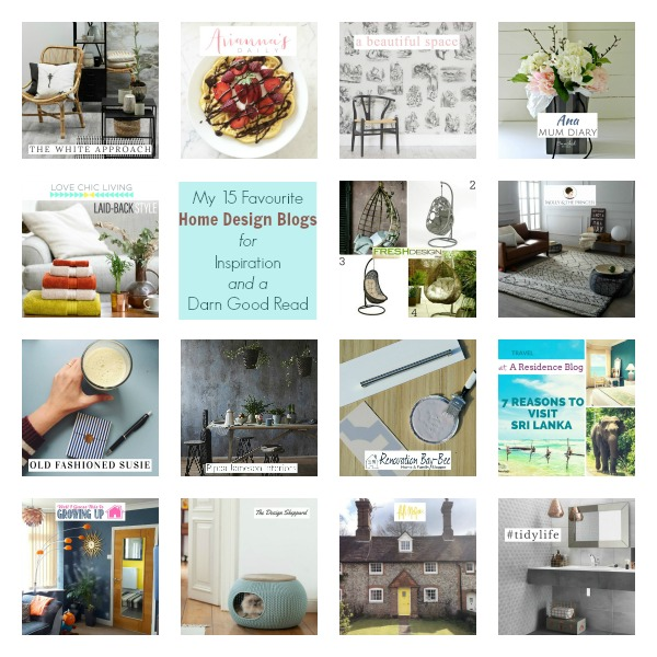 15 Favourite Home Design Blogs