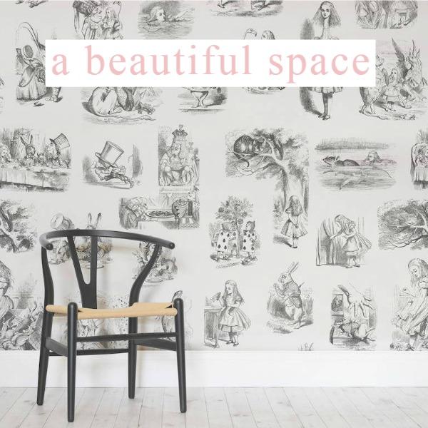 a beautiful space