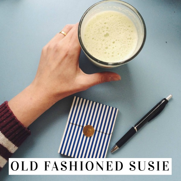 old fashioned susie