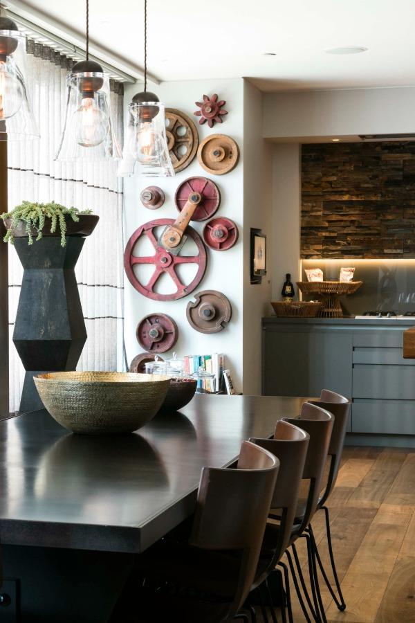 Rede Place for Sale via Domus Nova - kitchen, dining area