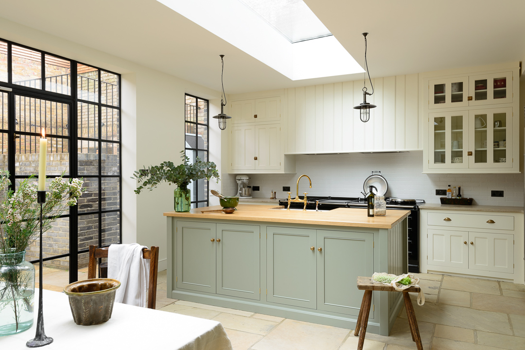 Green Aga Modern Home Decor