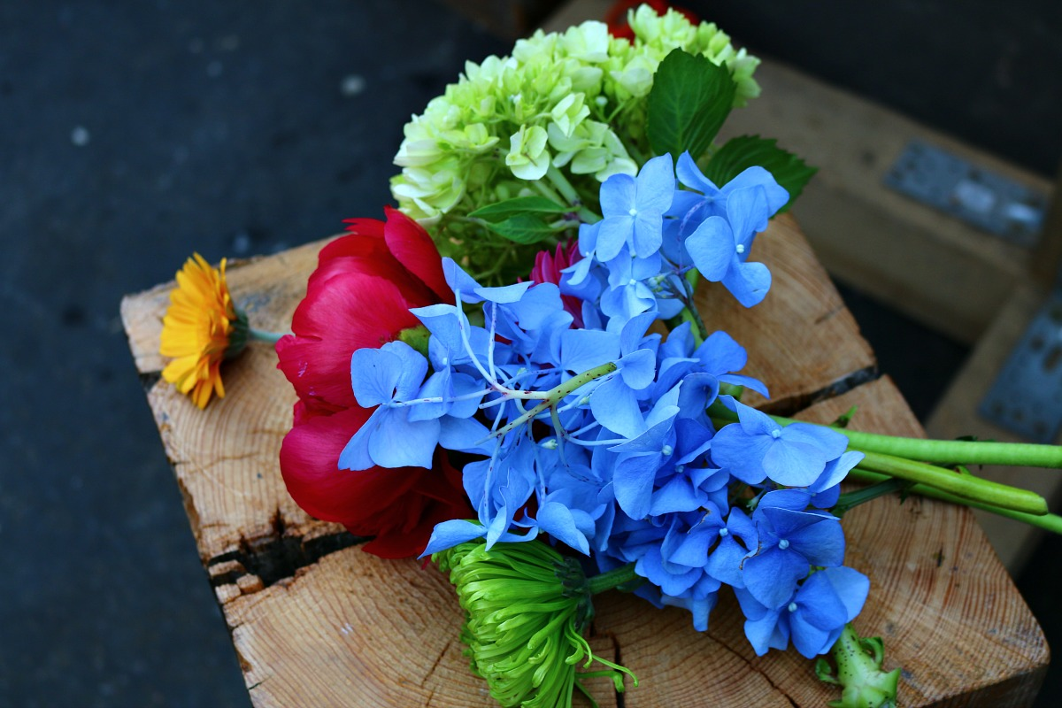 Styling Flowers and how to look after your blooms
