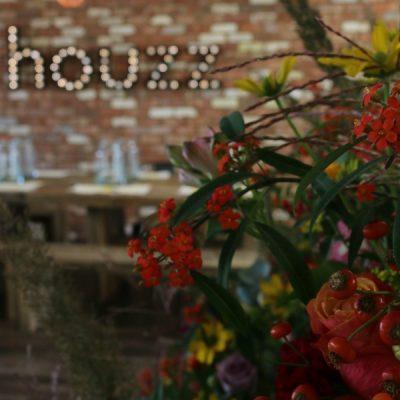 autumn flowers the BloomonUK way
