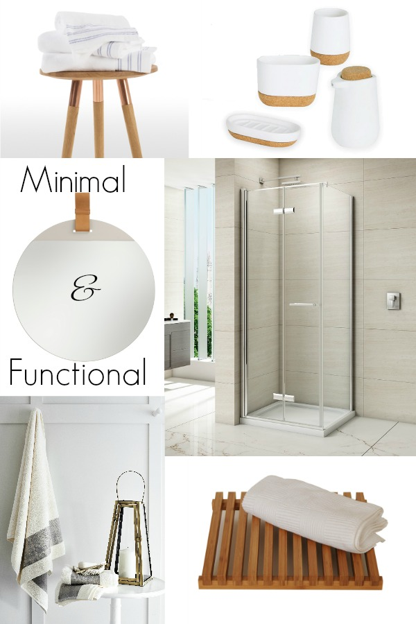 The Minimal and Functional Bathroom Inspired by Scandinavian Design