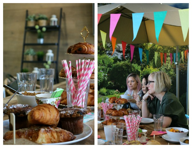 A bloggers brunch with Houzz UK