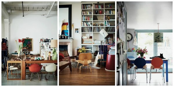 The perfect design book for anyone who likes an interior that shows how people actually live.