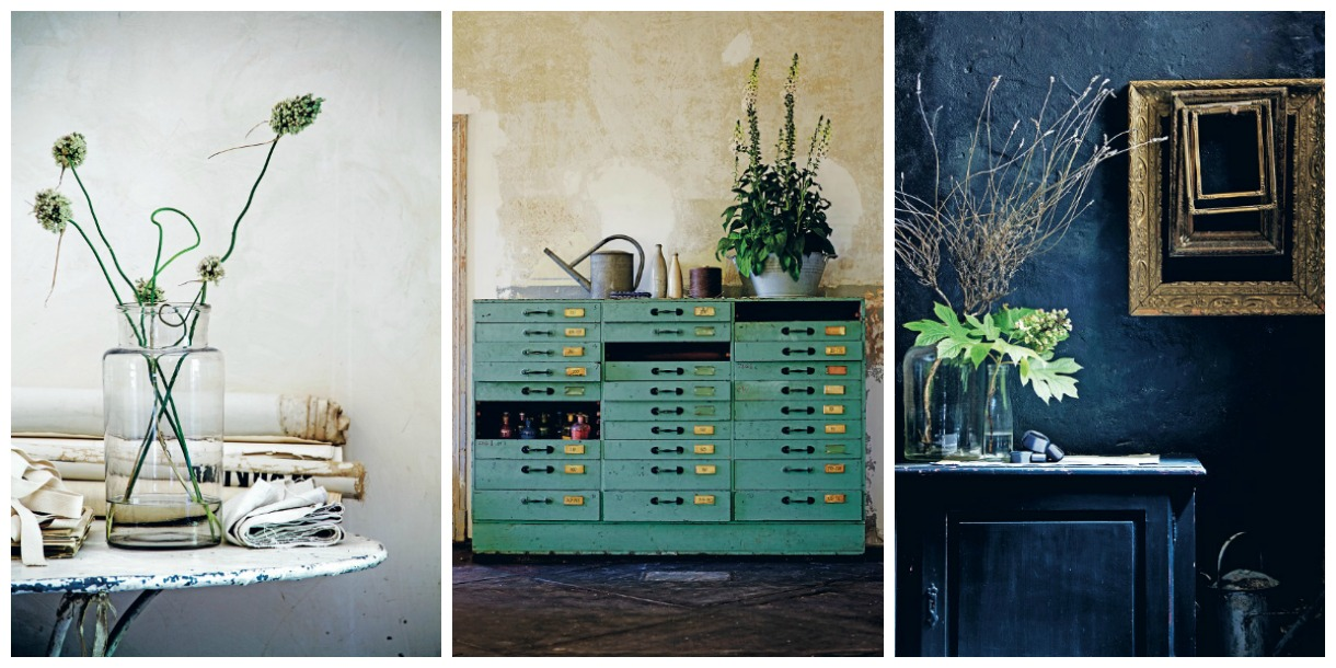 For anyone ready to be inspired by colour palettes in interiors