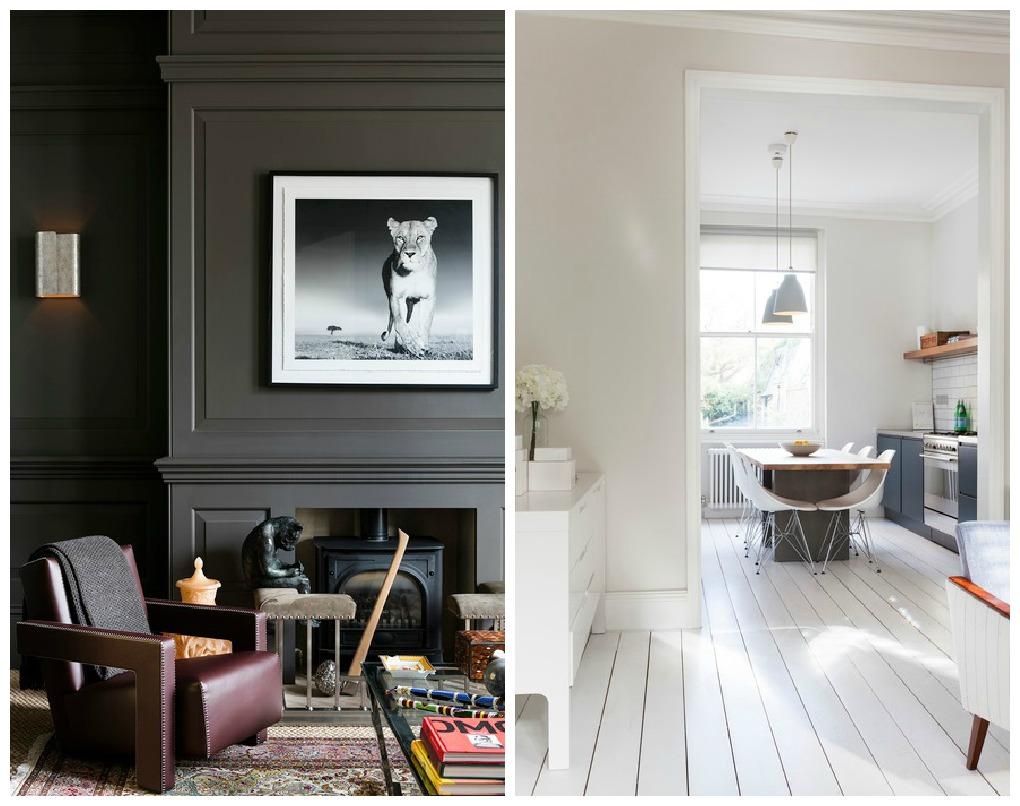 The work of photographer Nathalie Priem - interiors photography