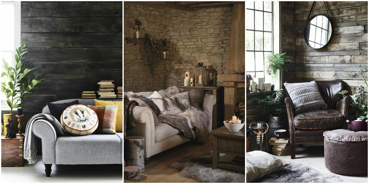 4 Sure Ways to Warm Up the Living Room this Winter