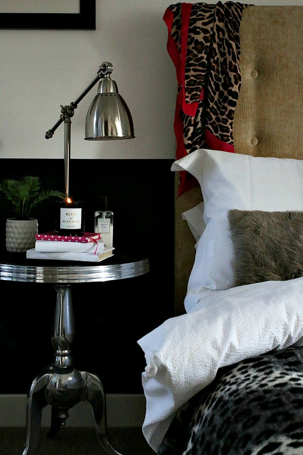 Bedroom Makeover - Create a room that you don't want to leave