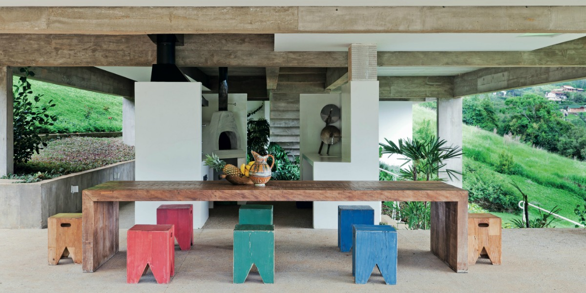 Inspiring interiors from Brazil