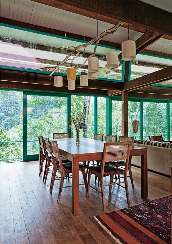 Interiors Inspiration from Brazil