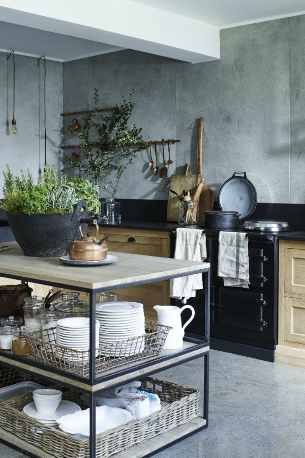 Tips and Tricks for an Industrial Style Kitchen