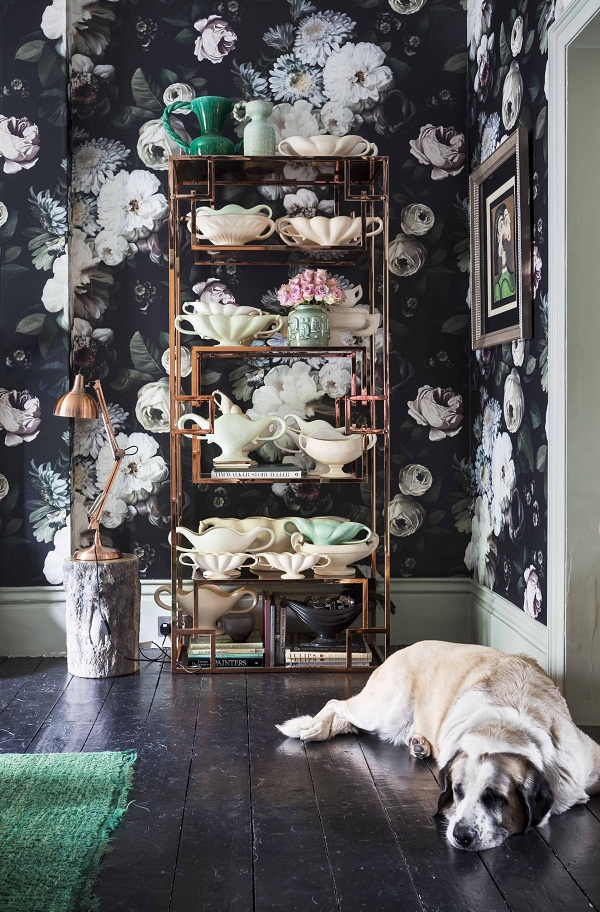 The London Home of Florist Nikki Tibbles