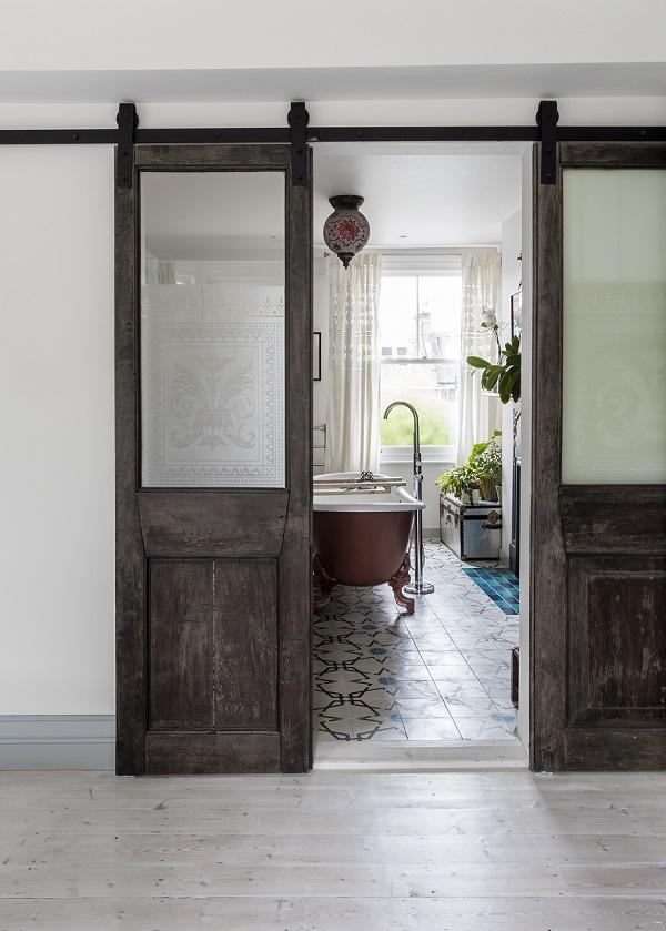 The London Home of Swedish Interior Designer Lotta Cole