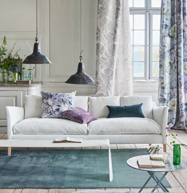 Houseology and Designers Guild Collaboration