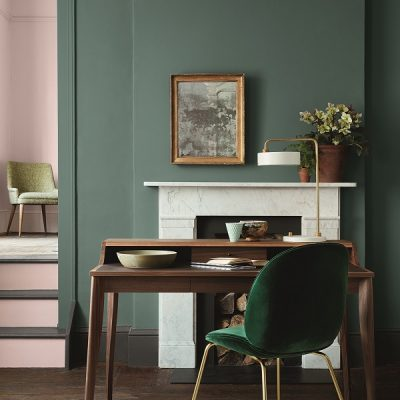 there's a colour green to complement any room or situation
