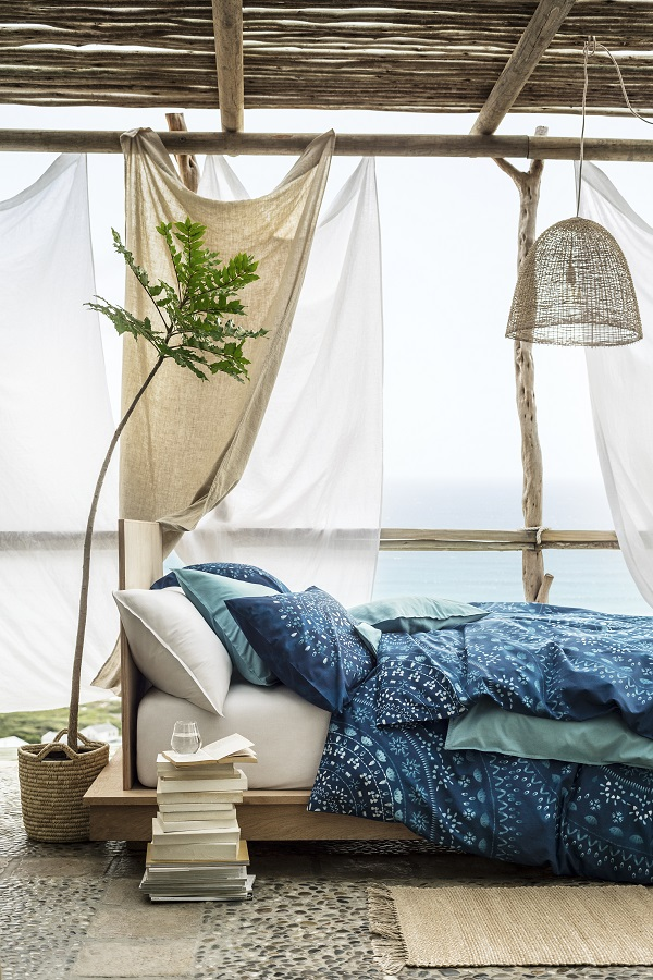 Summer Styling - Sleeping in the open air