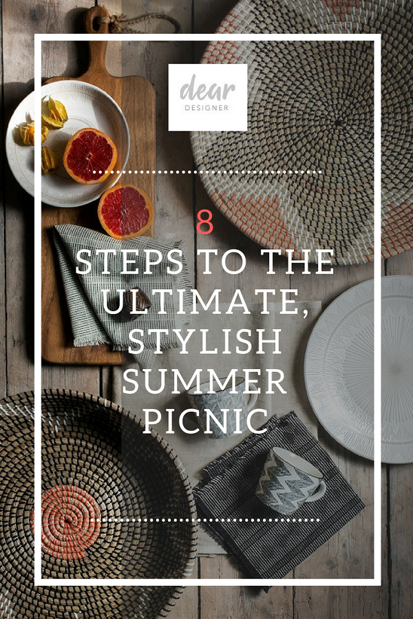 How to picnic stylishly