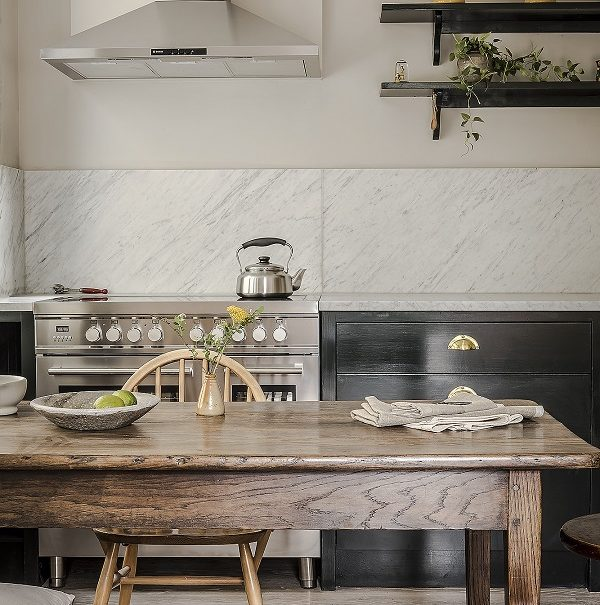 A Home Full of History and Character in a Victorian School Building