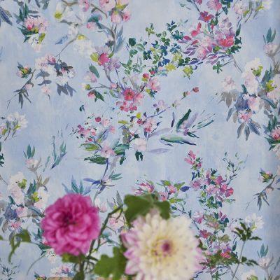 Flower Wallpaper from Designer's Guild