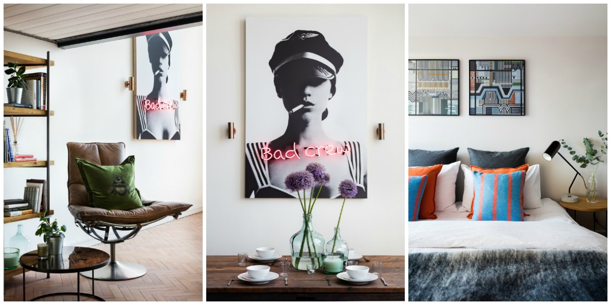Get the Look - Bachelor Pad