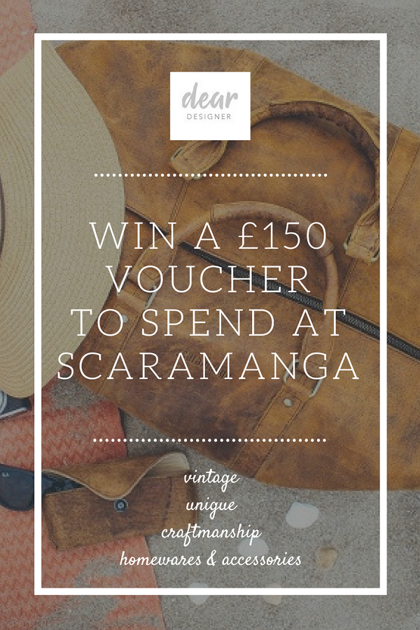Win a £150 voucher to spend
