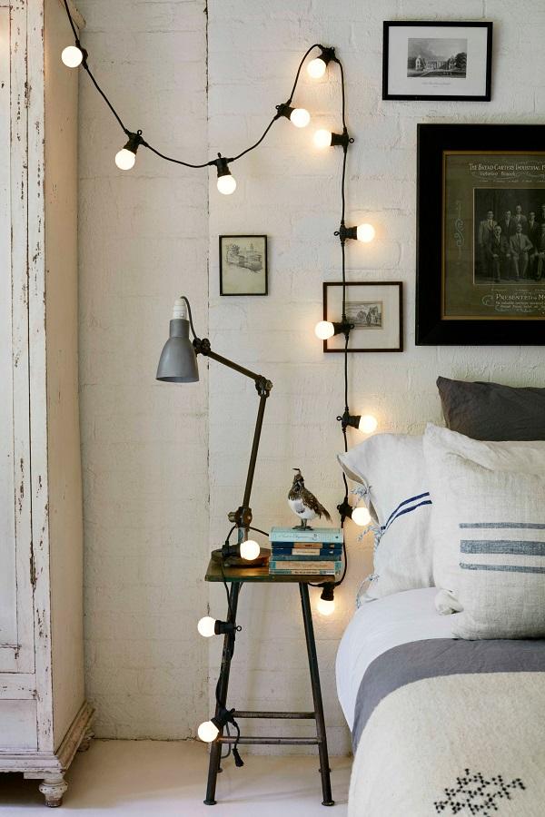 Interior Design Tricks - Invest in some decorative lights