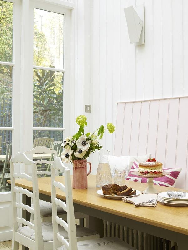 Interior Design Tricks - Paint a room a sunny colour