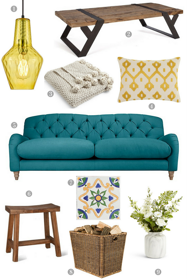 Grace and Rusticity - Get the Look