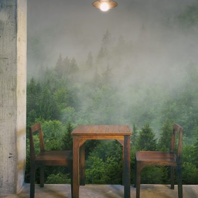 The Heart of The Forest in Your Home - wall mural